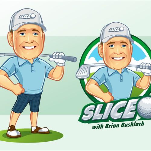 SLICE logo design