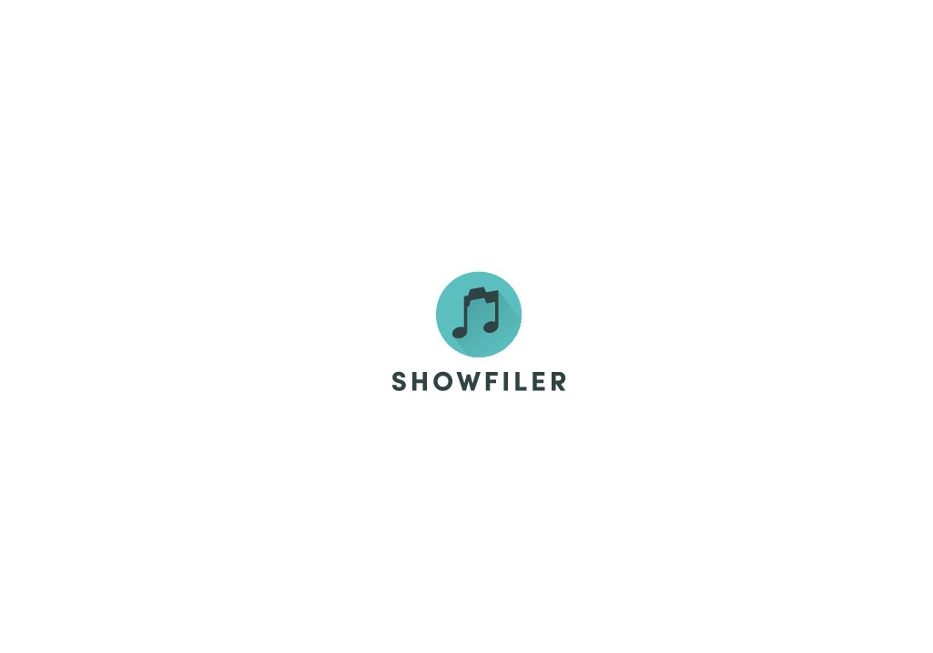 Music industry tech company looking for sleek logo