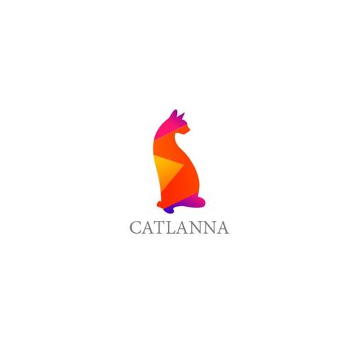 Catlanna logo