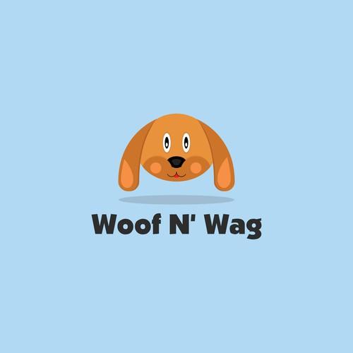 Cute Head Dog