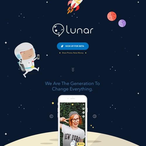 The Lunar App