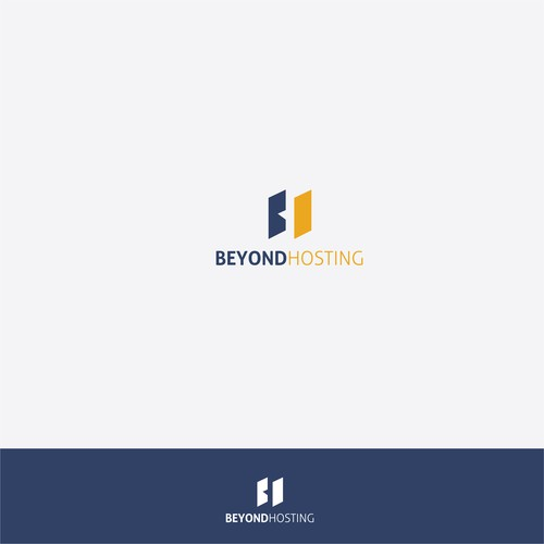 logo concept for hosting