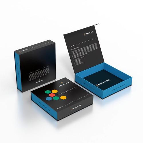 The DNA Kit Challenge