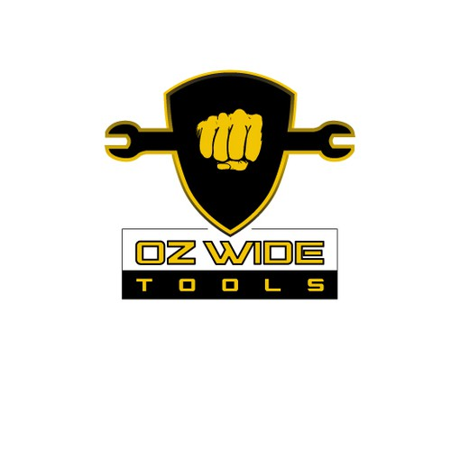 Tough logo for tool business targeting professional mechanics