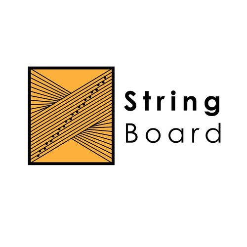 logo for string board