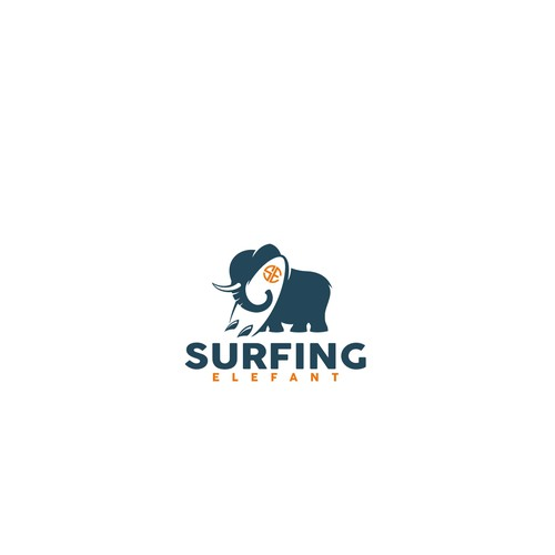 SURFING ELAFANT