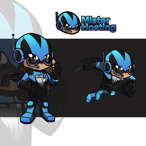 mascot Mister Hosting