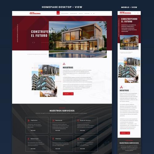 INCONSA Website