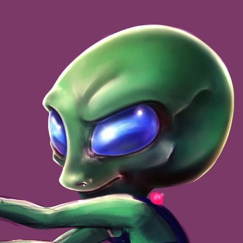 alien character - wip