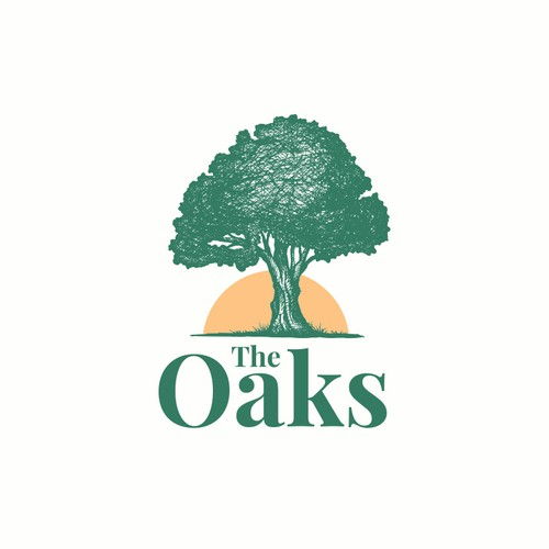 Logo for Oaks.