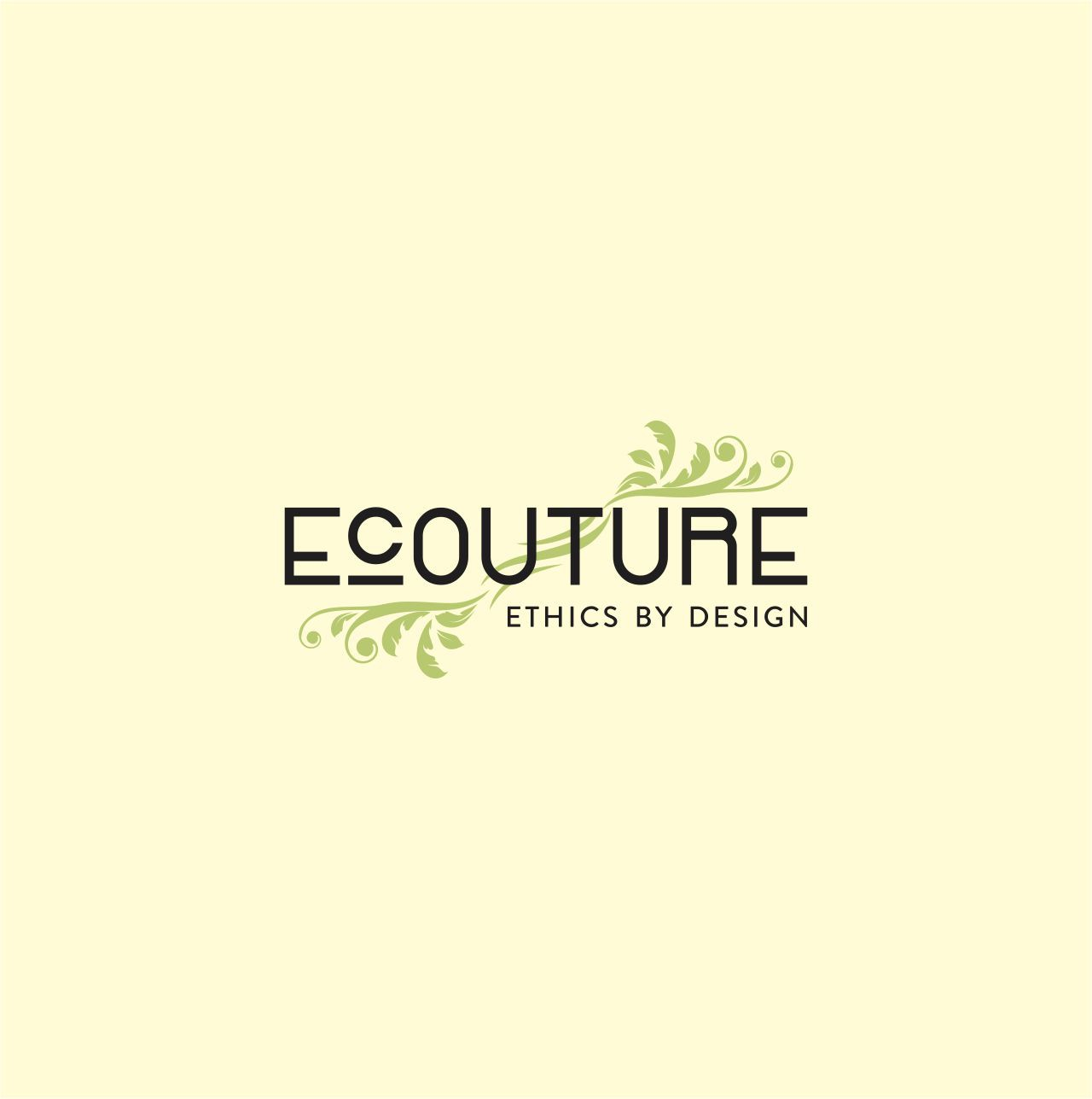 Redesign our logo - Ecouture is the #1 sustainable fashion brand in Scandinavia