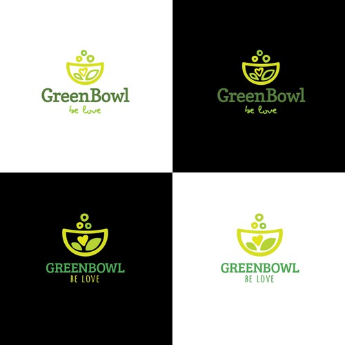 Logo for Greenbowl dunkers
