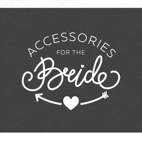Accessories for the Bride Logo Design