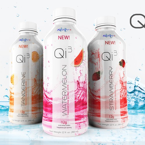 Premium Water Based Protein Drink