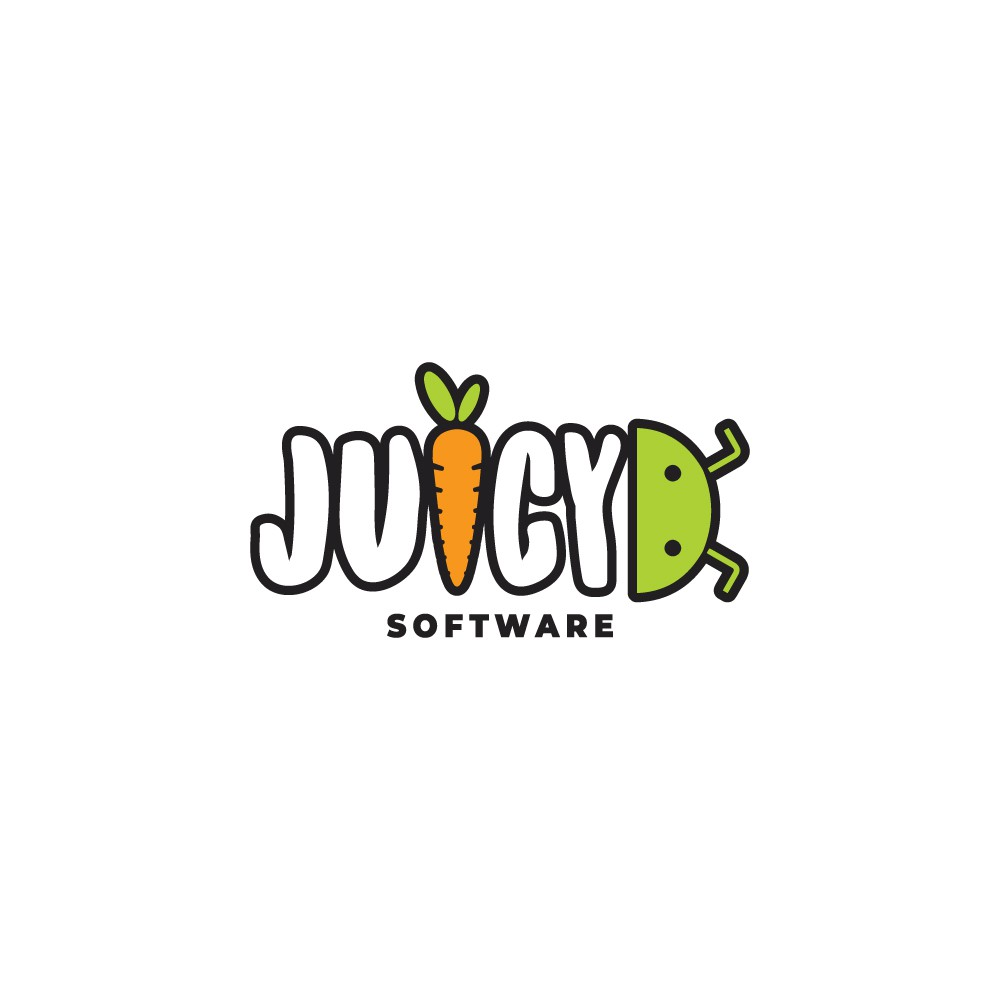Juicy Software! Android app developer logo