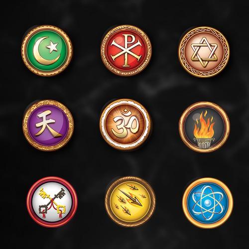 Historical symbol / 2 Variants