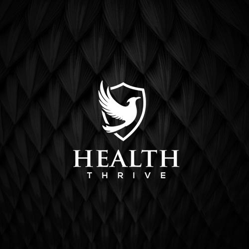 Health_Thrive - Logo design