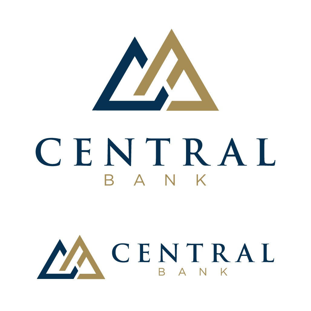 Design a Logo and Brand Style Guide for Central Bank