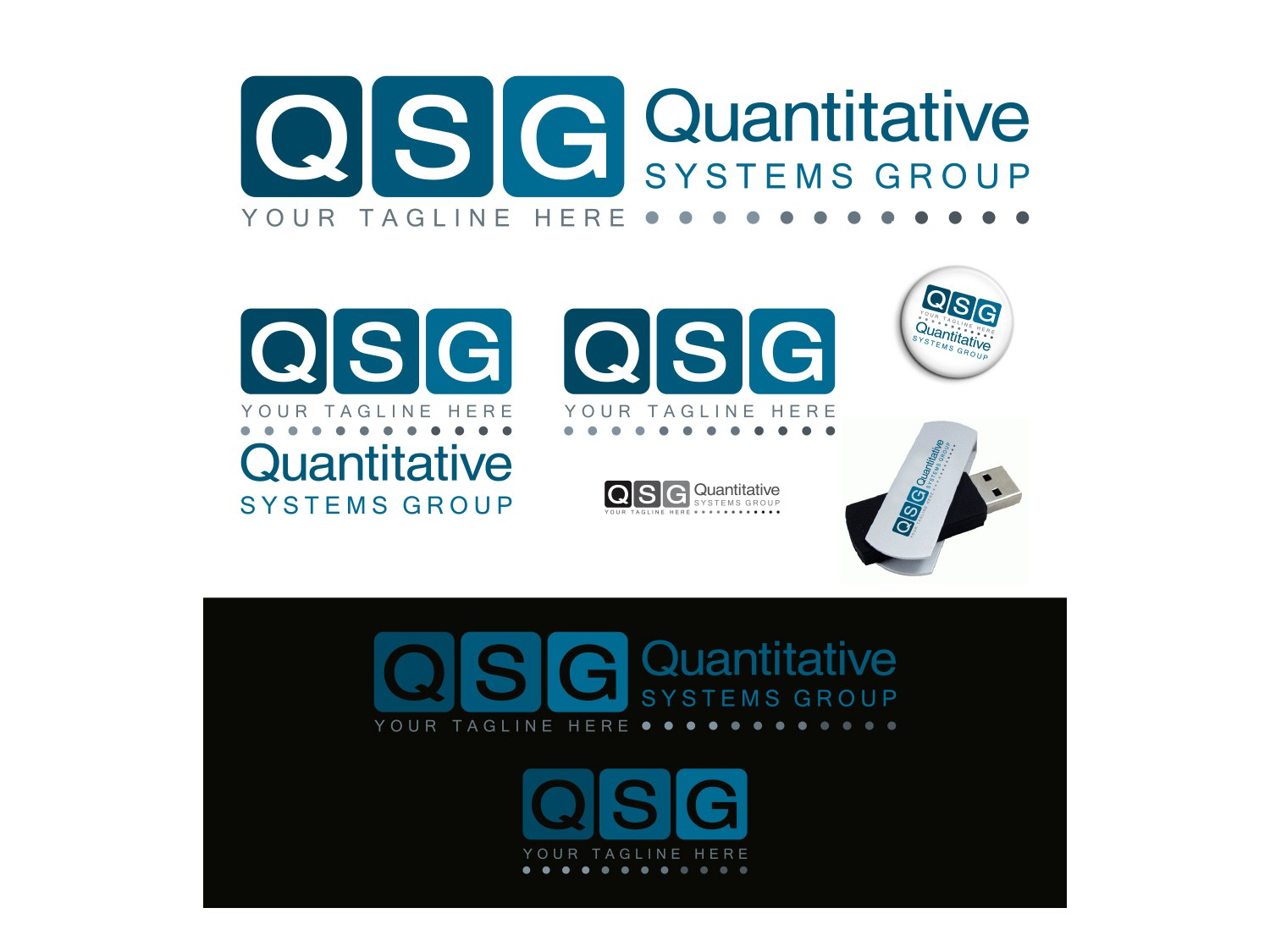 New logo wanted for Quantitative Systems Group