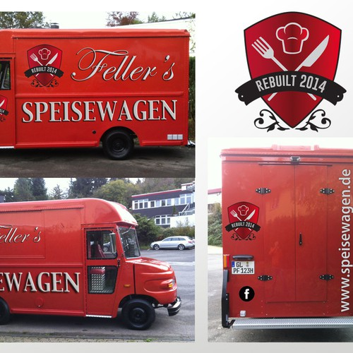 Car wrapping/Food Truck Wrapping