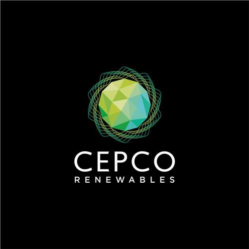 Vibrant logo for CEPCO RENEWABLES