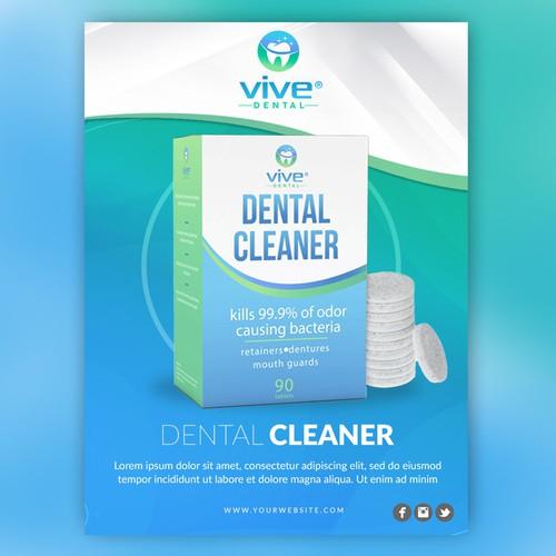Poster for Vive Dental