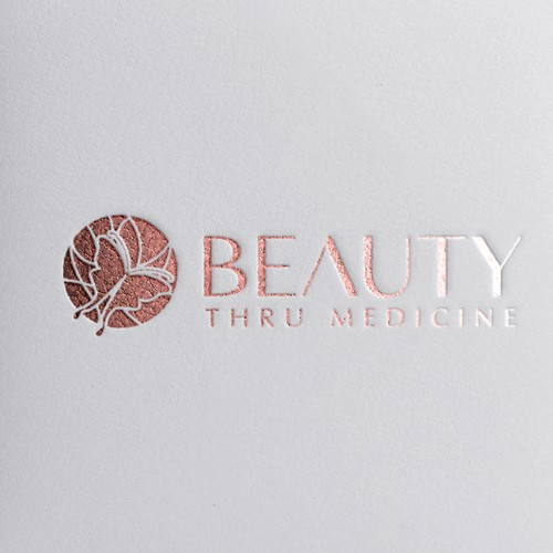 Beauty therapist logo