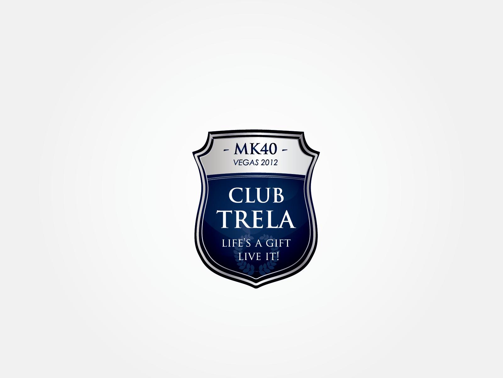 Help Club Trela with a new logo