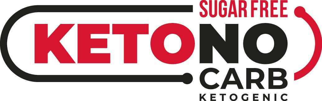 Logo für ketogene  = no-carb-no-sugar Produkte für Gourmets
