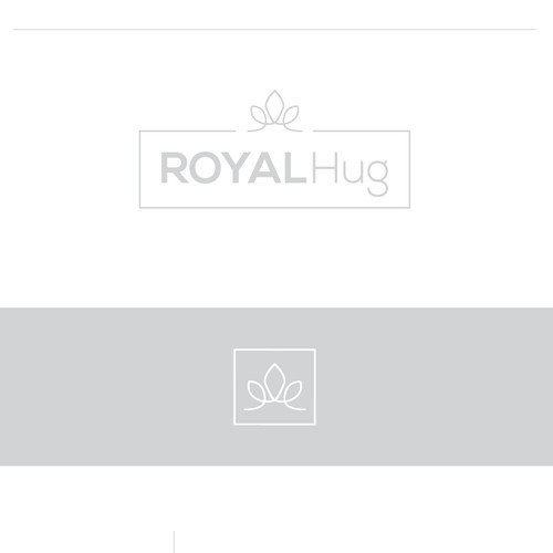 Logo for RoyalHug towels
