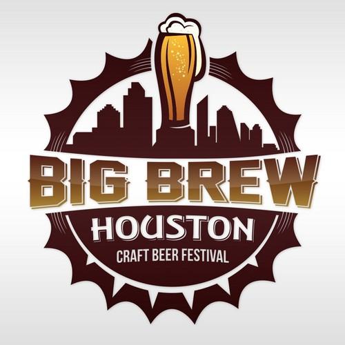 Help Big Brew Houston with a new logo