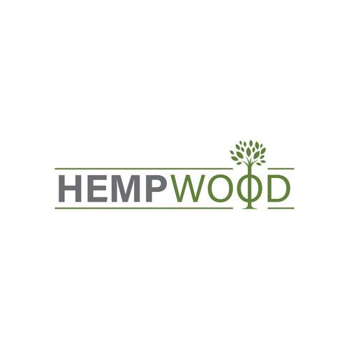 HempWood Logo Design