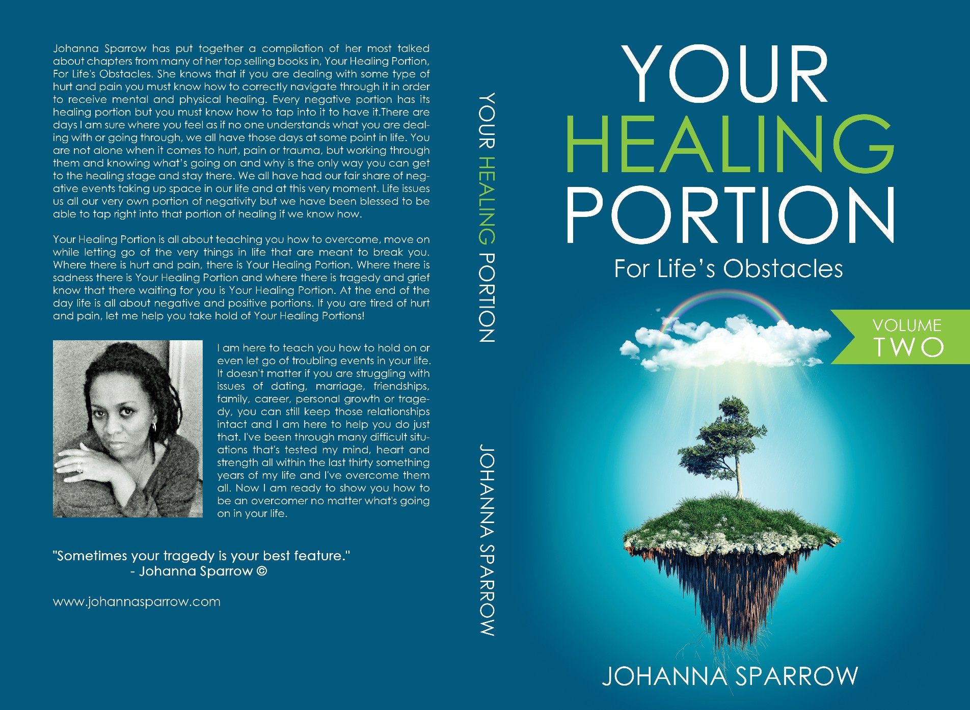 Your Healing Portion For Life's Obstacles Volume Two