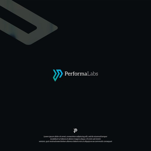Logo design for PerformaLabs