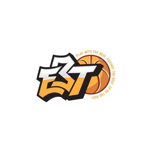 logo for a basket ball team