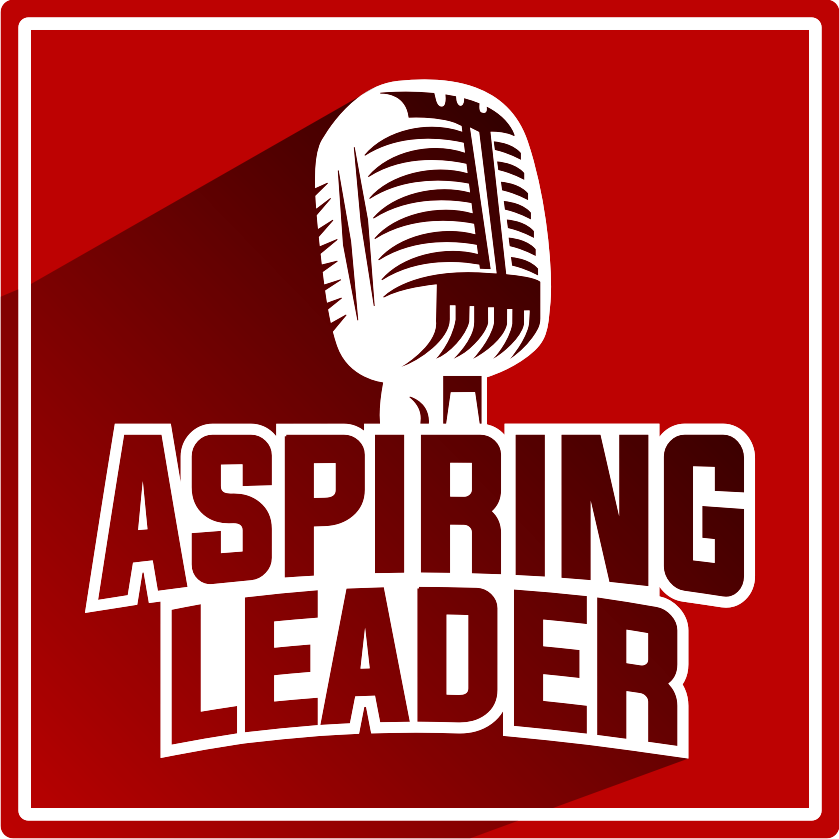 Create a logo for a podcasting channel which is all about leadership