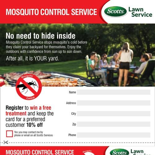 Mosquito Reqristration