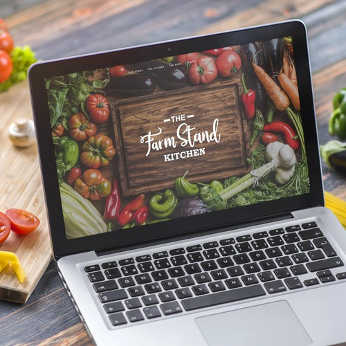 COOKING UP A SITE FOR THE FARM STAND KITCHEN