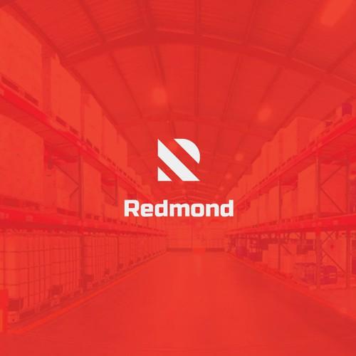 Logo proposal for Redmond Inc.