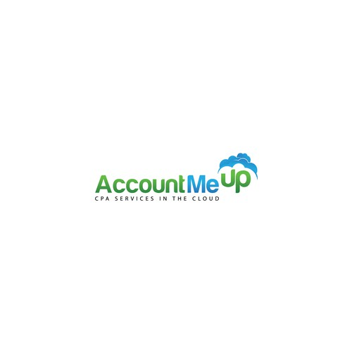 Logo for AccountMeUp