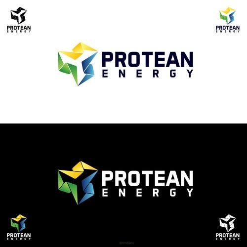Logo Concept for Protean Energy