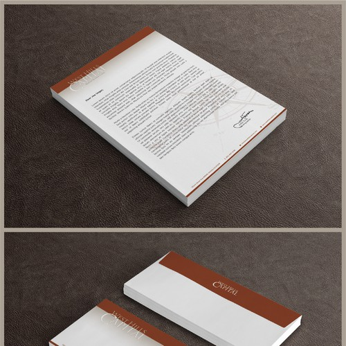 Stationary for Financial Services Co