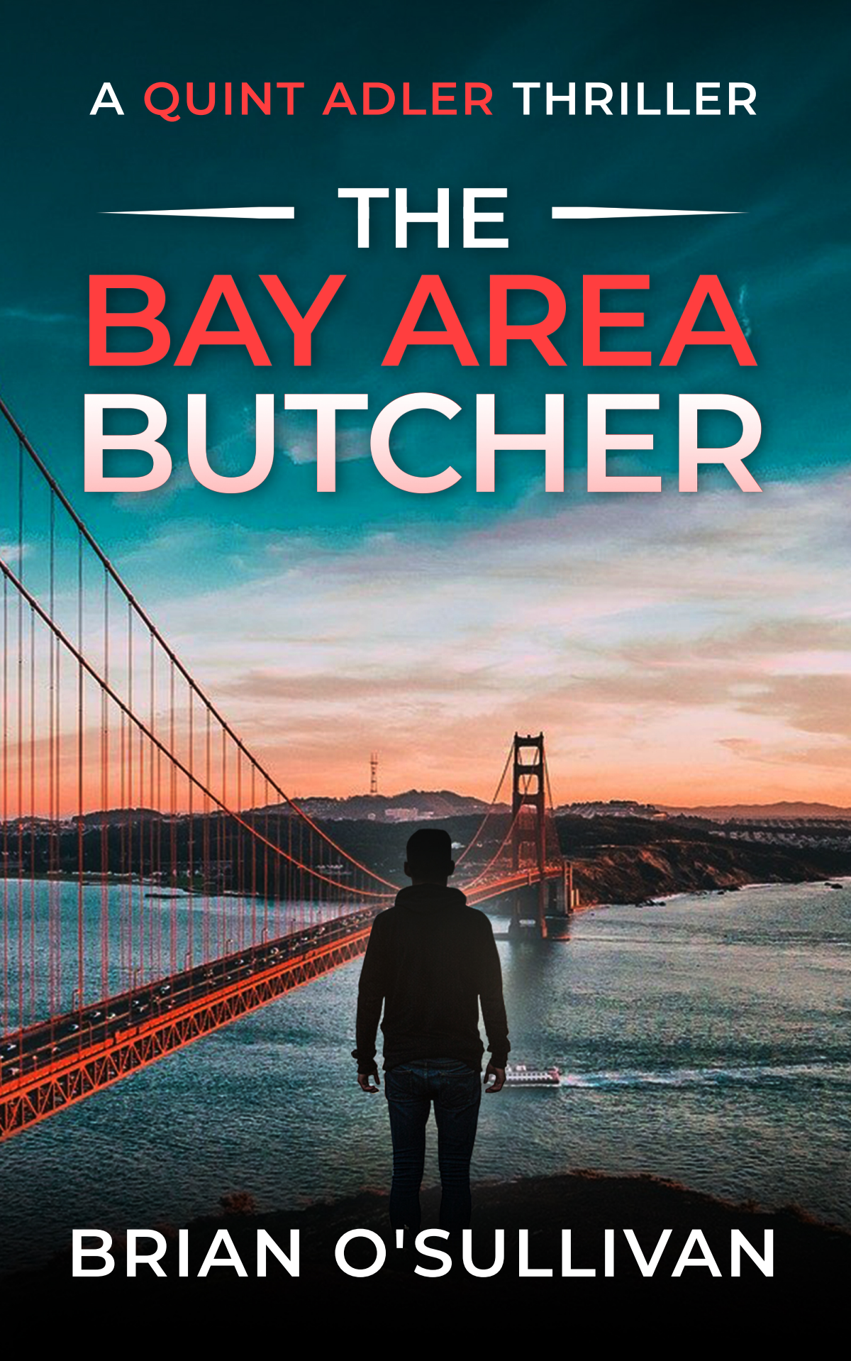The Bay Area Butcher Ebook cover based on contest win