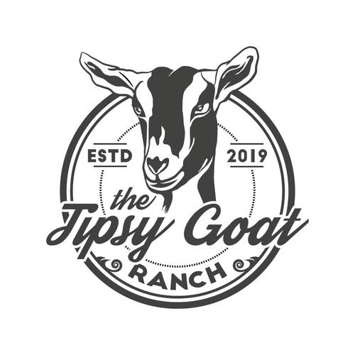logo the Tipsy Goat Ranch