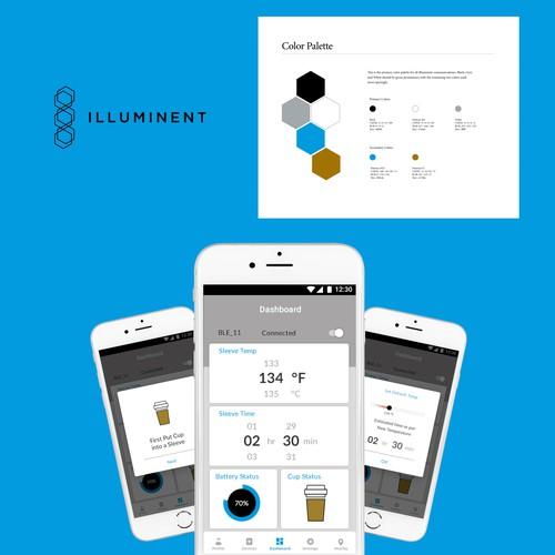 Illuminent - Branding