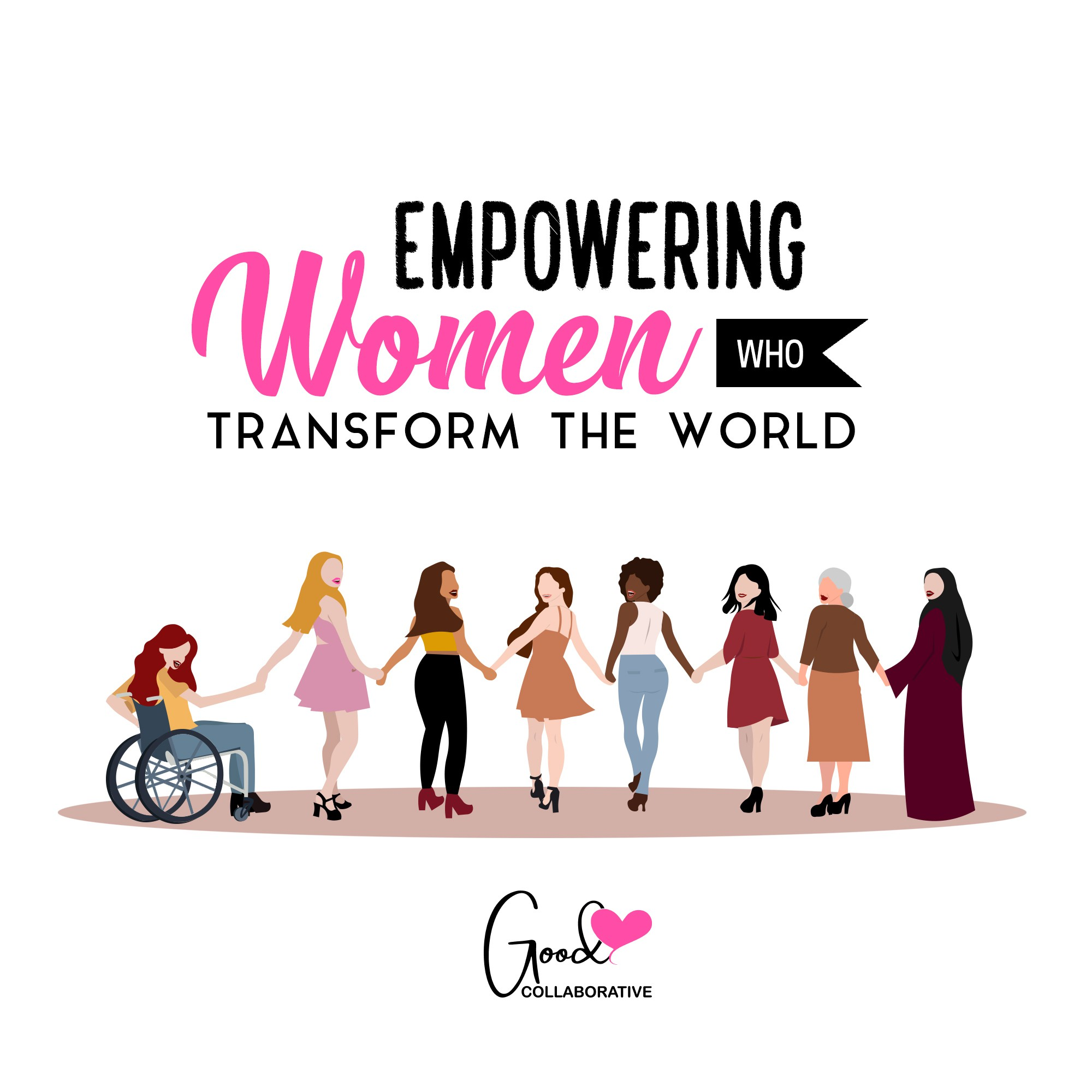 Empowering and Positive Branding for Female Nonprofit Executives