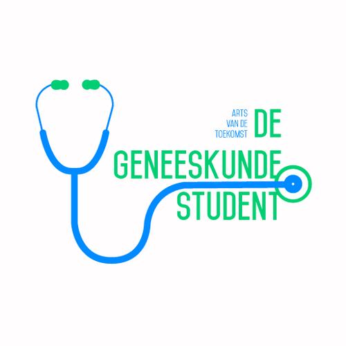 Creëer een mooi logo voor De Geneeskundestudent!