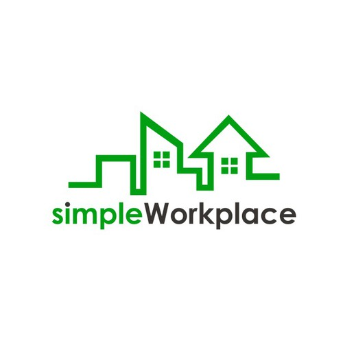 Create the next logo for simpleWorkplace