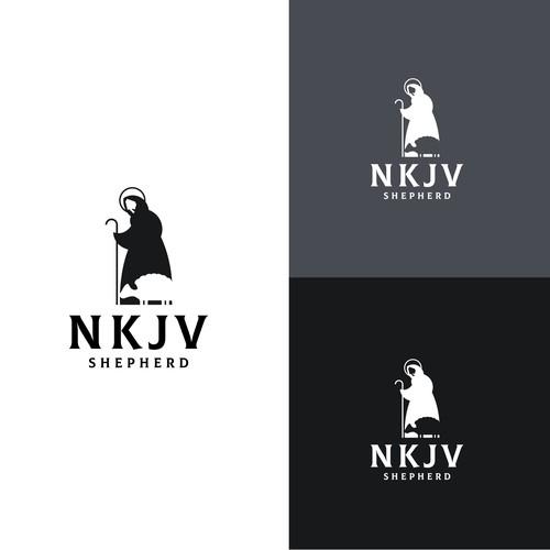 Logo for NKJV shepherd