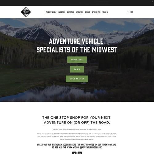 Adventure Motors
